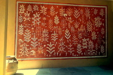 Painted Prayers Warli Paintings