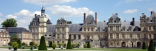 Palace And Park Of Fontainebleau