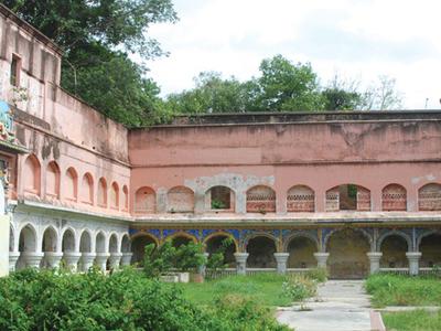 Palace Building, Thanjavur