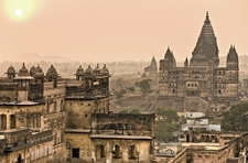 Palace In Orchha