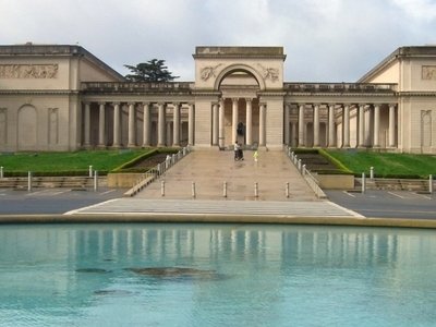 Palace Of The Legion Of Honor