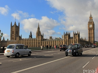 Palace Of Westminster Street View - London
