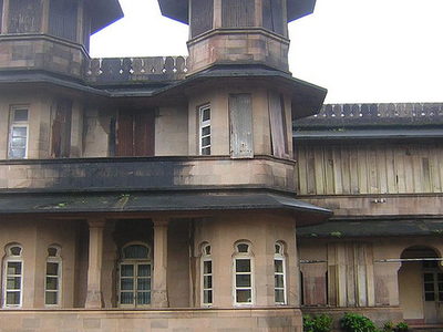 Palace Side View