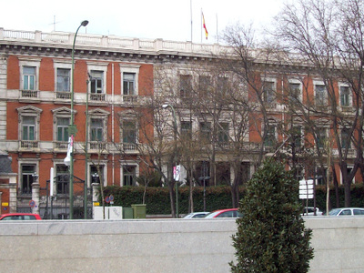 Palace Of Villamejor