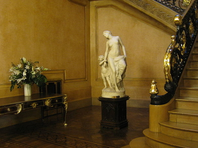 Palacio San Martin Sculpture