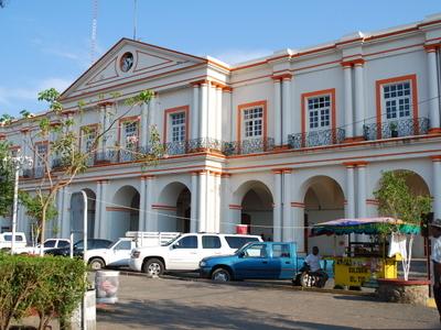 Palacio Municipal Tehuantepec