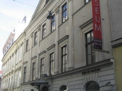 Jüdisches Museum Wien In The Palais Eskeles