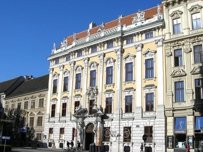 The Palais Kinsky