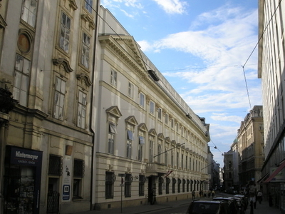 Palais Modena, Herrengasse 7
