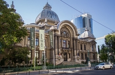 Palatul Casei De Depuneri - CEC Bank - Bucharest