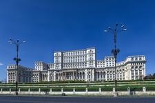 Palatul Parlamentului In Bucharest