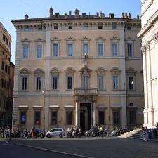 The Palazzo Altieri