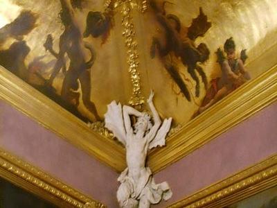 Palazzo Fenzi Interior