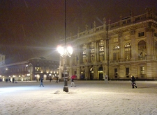Palazzo Madama At Night