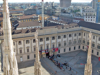Royal Palace of Milan