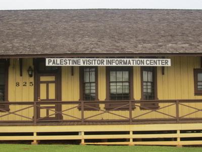 Palestine    Visitor  Center
