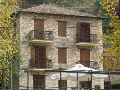 Palios  Stathmos Hotel
