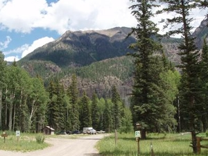 Palisade Campground