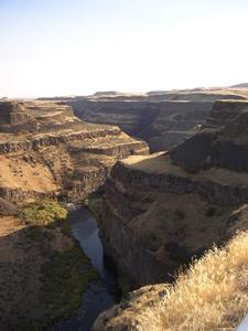 Palouse Canyon Washington State