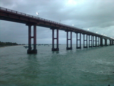 Pamban Bridge, Rameswaram