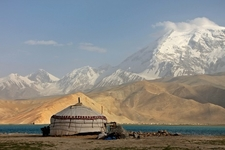 Pamir-Karakoram Highway & Muztagh Ata Peak