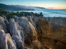 Pancake Rocks @ Paparoa National Park