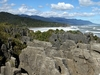 Pancake Rocks @ Punakaiki - Paparoa NP - South Island NZ