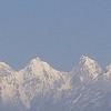 Panchchuli Peaks From Chaukori
