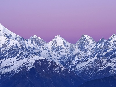 Panchchuli Peaks - Uttarakhand