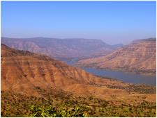 Panchgani-Sahyadri Hill Range