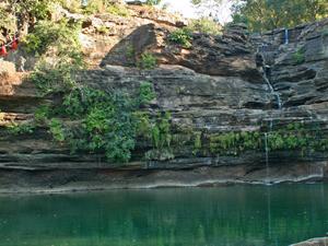 Pandav Cataratas