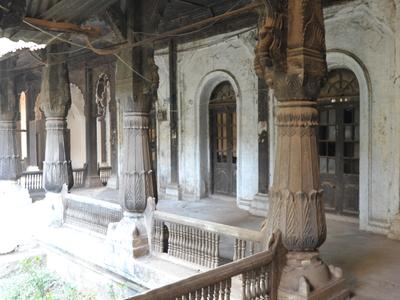 Pande Mahal ,Bhandara