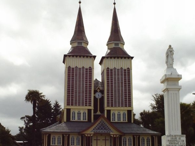 Panguipulli's Capuchin Church