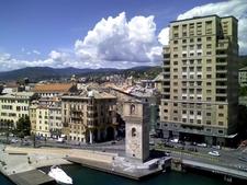 Panorama Of Savona