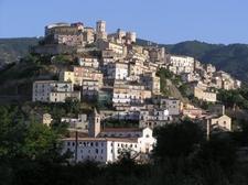 Panorama Of Corigliano Calabro