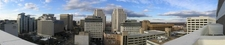 Panorama Of Downtown Bethesda From The Residence Inn Bethesda At