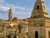 Panorama Of Matera