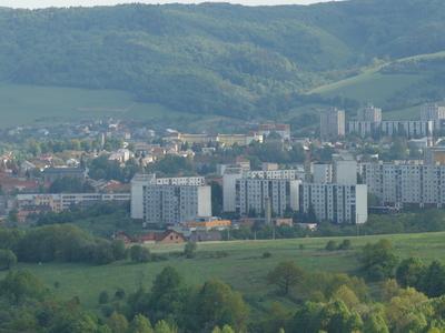 Panorama Bardejov