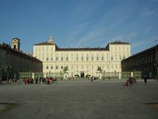 Panorama Of The Palace