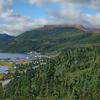 Panorama Over Bonne Bay