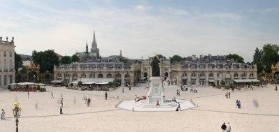 Panorama Place Stanislas Nancy