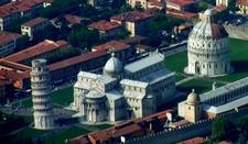 Panorama Sulla Piazza Dei Miracoli