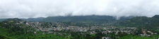 Panorama View Of Pithoragarh