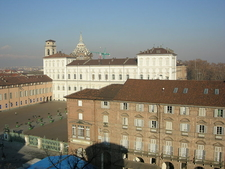 Panorama View Of The Palace