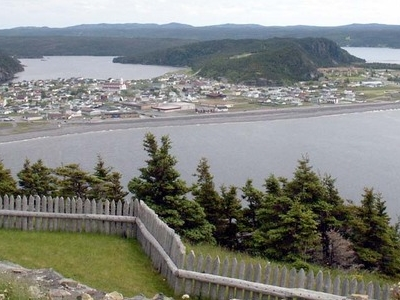 Panorama Of Placentia