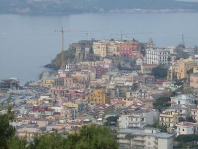 Panorama Of Pozzuoli