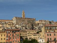 Panorama Of Ventimiglia