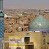 Panorama Of Yazd