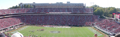 Panoramic View From Sanfords Upper North Deck