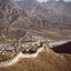 Panoramic View Great Wall Of China